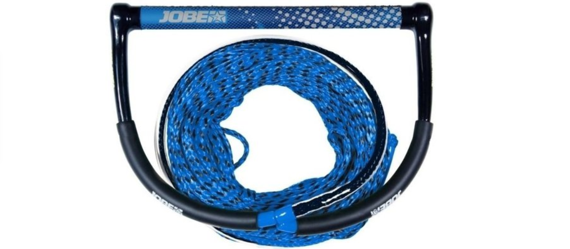 WakeBoard line with rope and handle